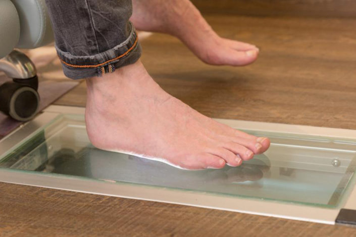 Erhardt Gesunde Schuhe Diabetesversorgung Digitaler Fußabdruck