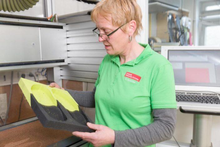Erhardt Gesunde Schuhe Einlagenversorung Herstellung
