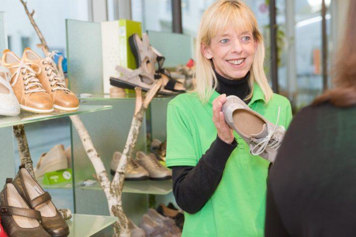 Erhardt Gesunde Schuhe Komfortschuhe Beratung Damenschuh Einlagen