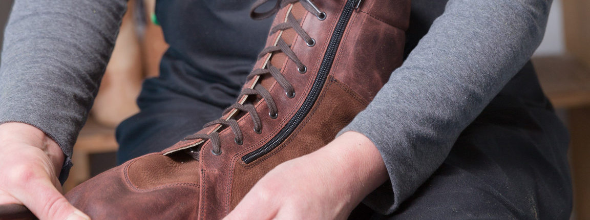 Erhardt Gesunde Schuhe Orthopädische Maßschuhe Herstellung