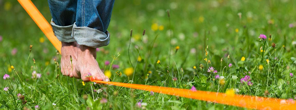 Erhardt Gesunde Schuhe sensomotorische Einlagen